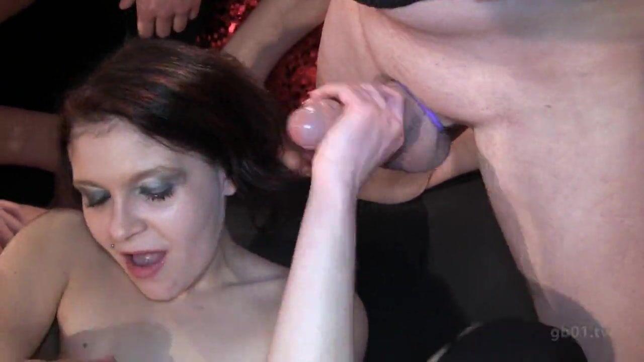 Секс видео вся в сперме