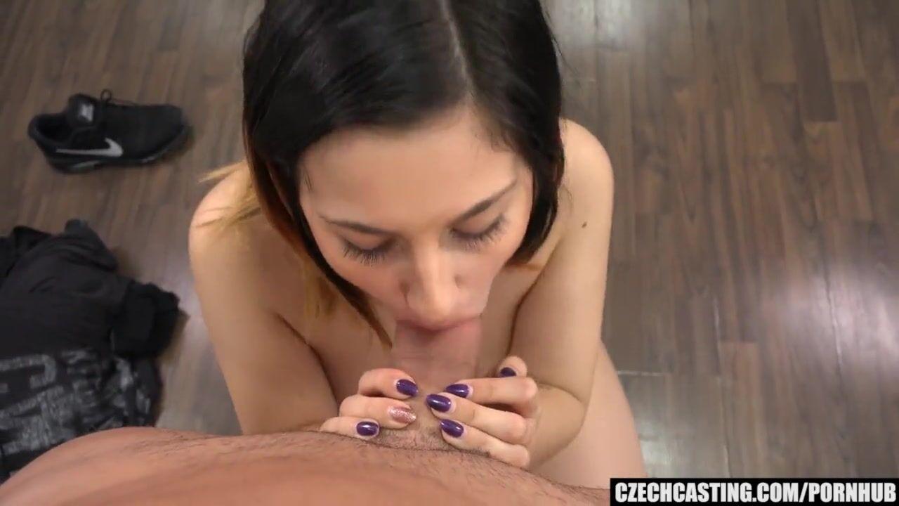 Девушка пришла порно на кастинг