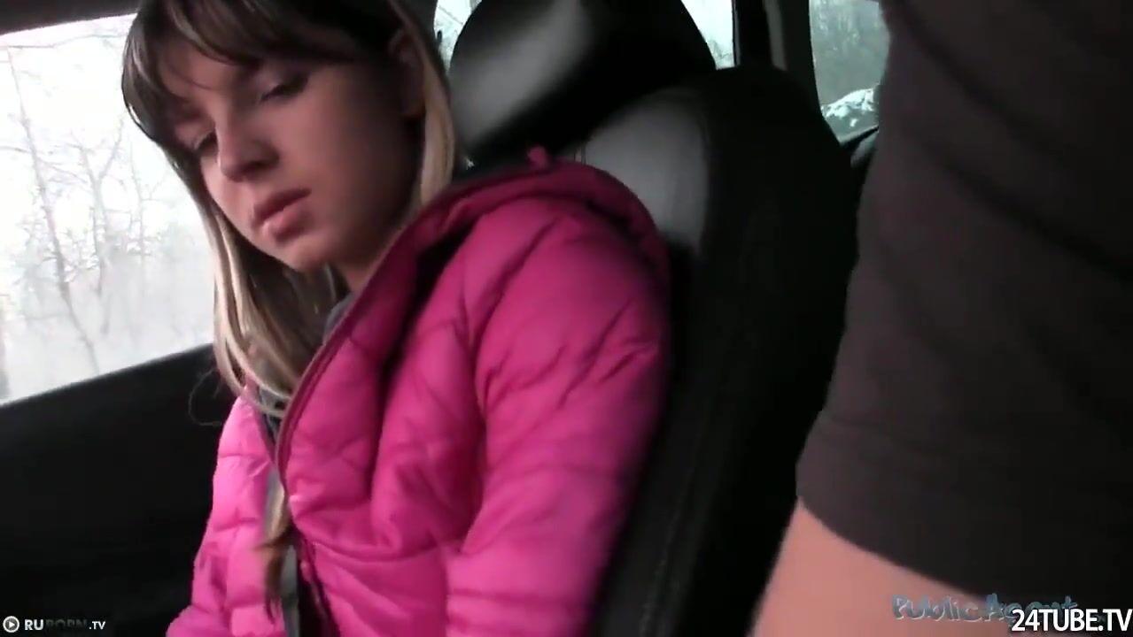 Секс в машине. Секс в авто. - zhahach.com