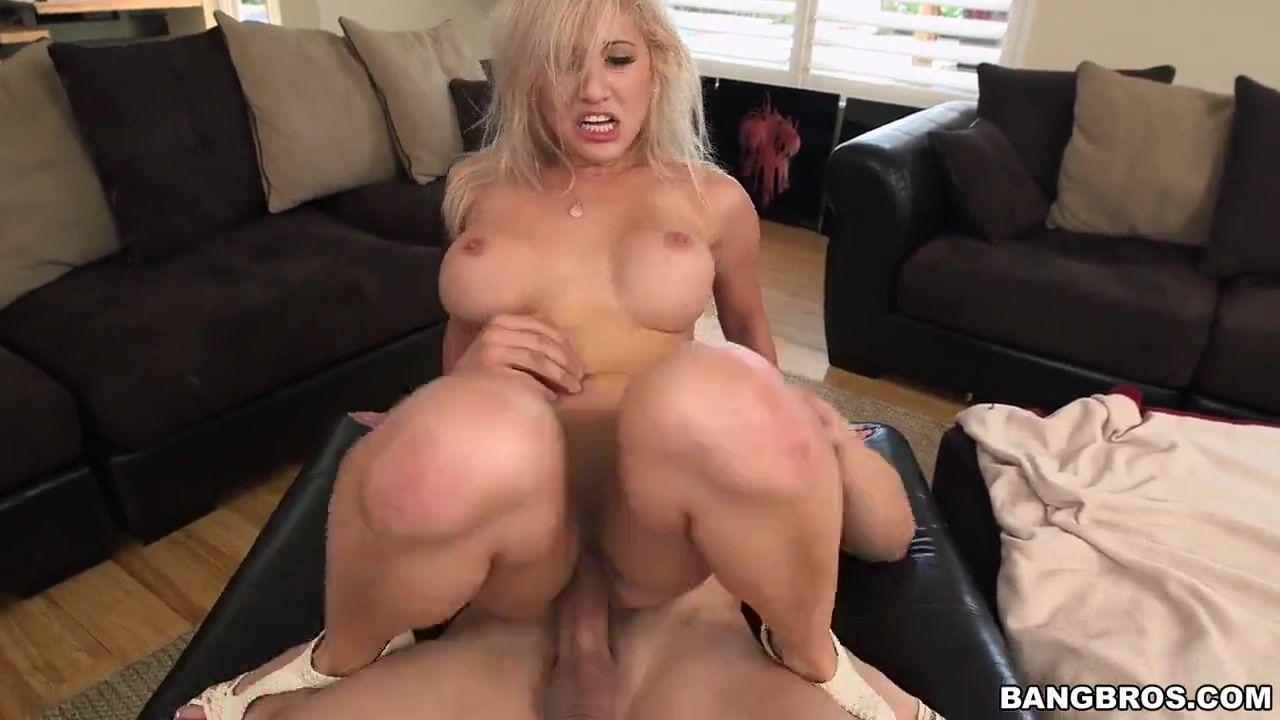 Порно с блондинкой хд