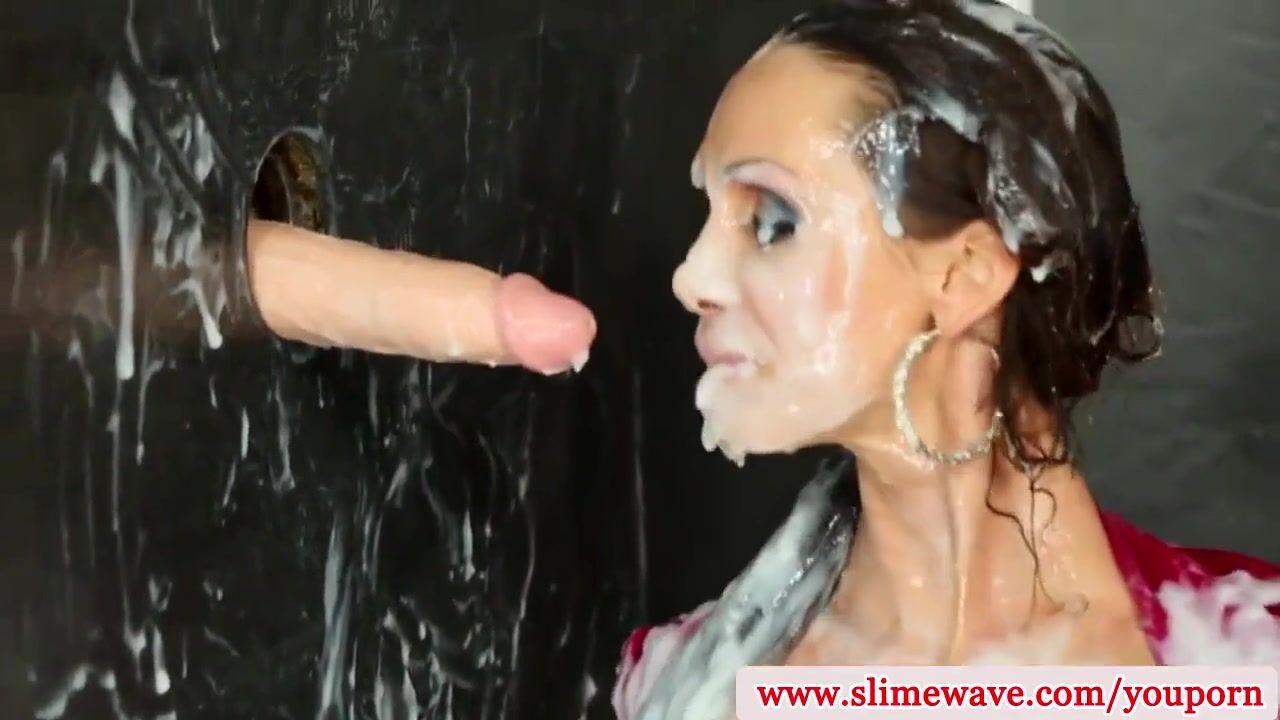 Порно сперма из стины