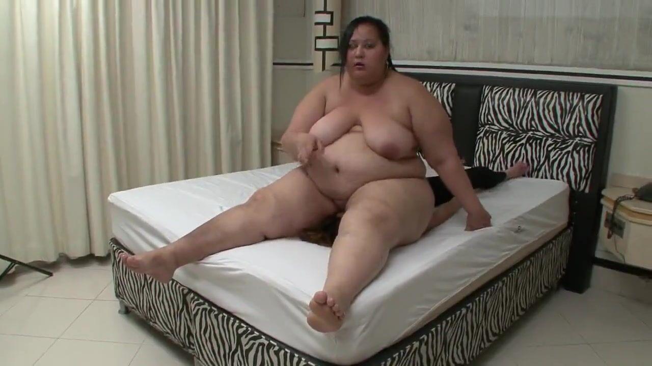 Борьба сексуальная толстушки