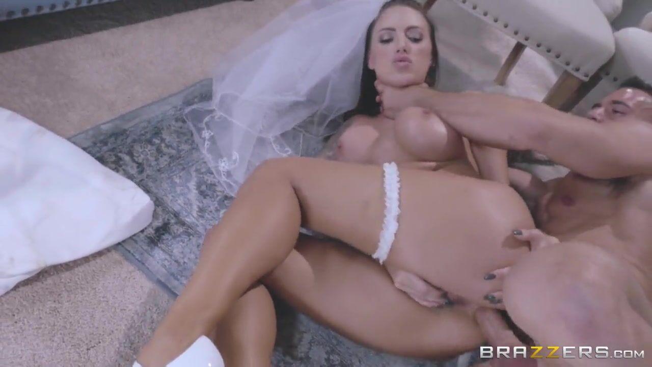 Сперма в попке у невесты