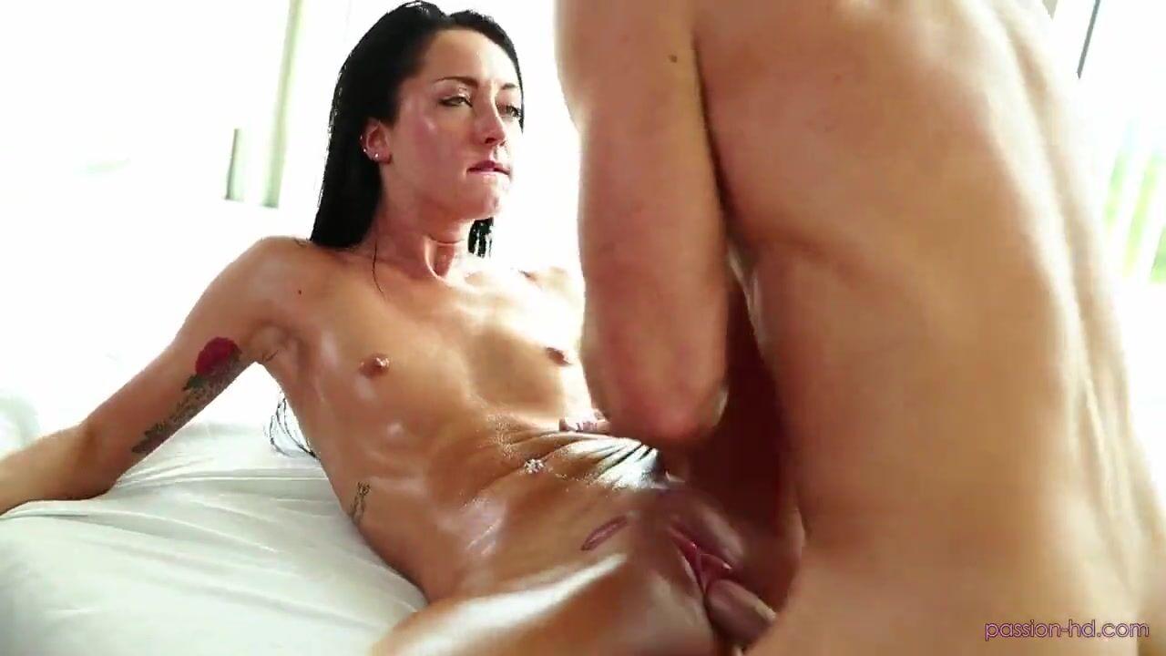 Порно массажист и кунилингус — photo 8